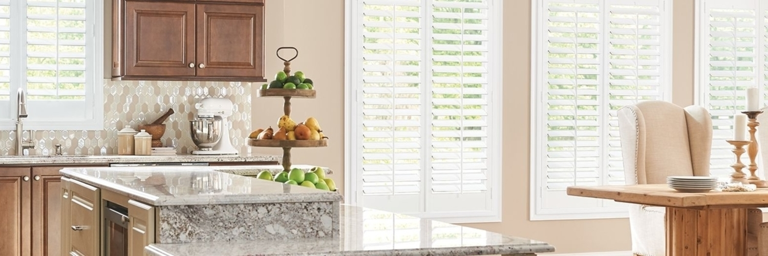 Graber wood composite shutters